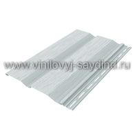 Сайдинг Holzplast светло серый