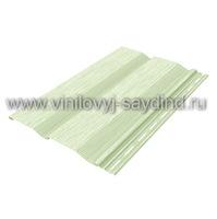 Сайдинг Holzplast светло зеленый