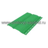 Виниловый сайдинг FineBer зеленый